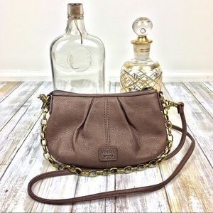Fossil | Genuine Brown Leather Purse